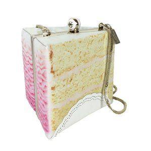 Kate Spade Magnolia Bakery Slice of Cake Bag